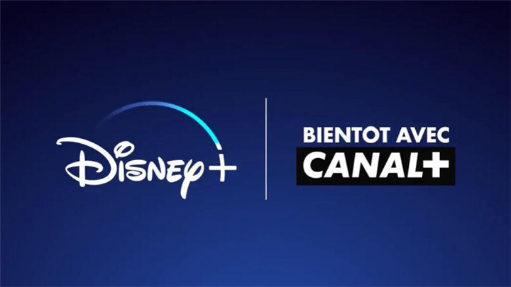 Disney+ comes exclusively on Canal+ in France